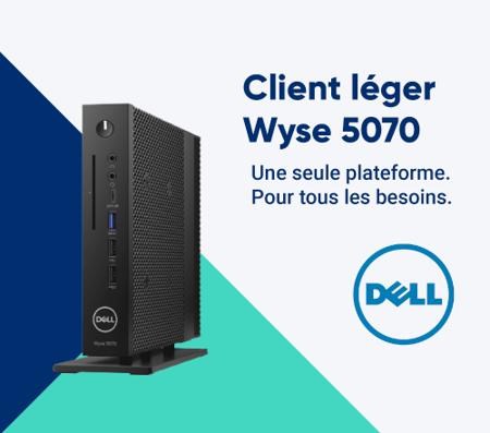 Bannière Dell Wyse 5070